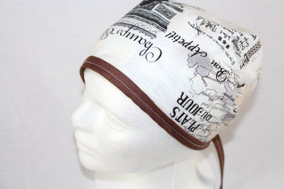 Surgical Cap by HLCraftsnet on Etsy, $23.00