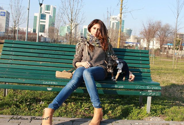 Te espero sentada   Cristina Mancort