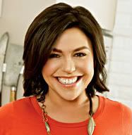 Rachel Ray: darling. A smidge shorter, love the layers