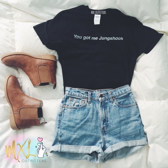 Jungshook T-Shirt by MXLoutfitters on Etsy