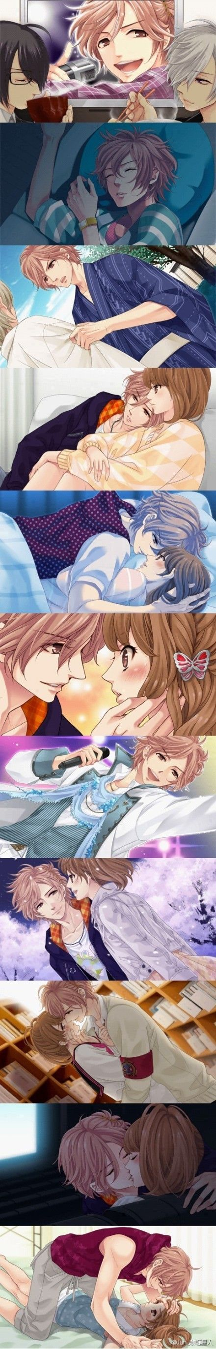 Brothers conflict: Futo and Ema