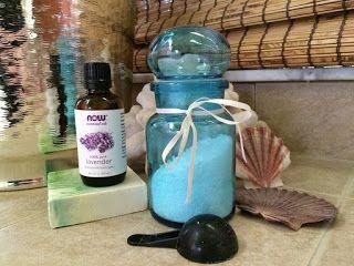 Come fare i bagni aromatici #relax