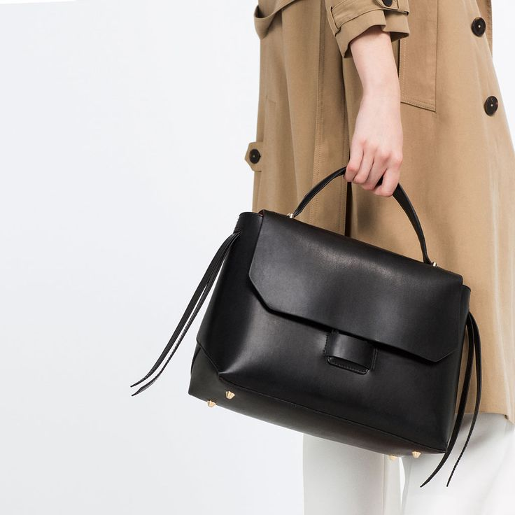 MINIMAL CITY BAG from Zara