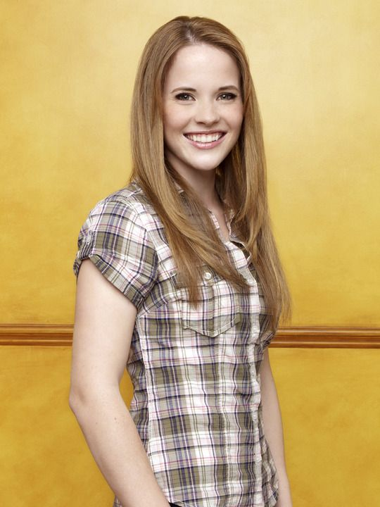 katie leclerc from switched at birth.