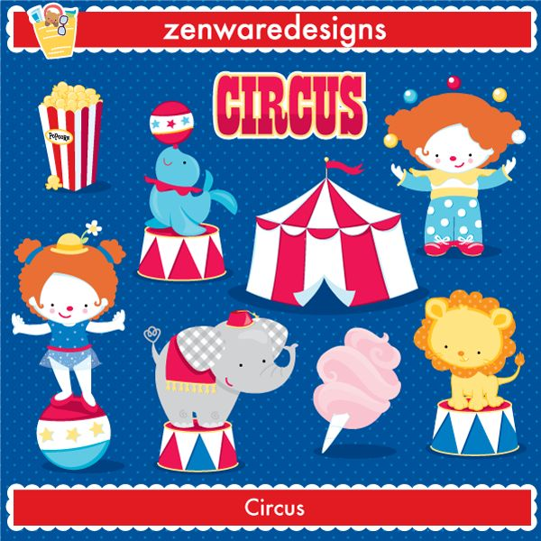 circus by zenware designs