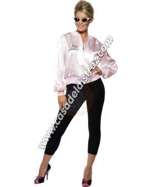 Grease Pink Lady Jaket para Carnaval - 15,99€ #DisfracesOriginales  #Disfraces http://casadeldisfraz.com/