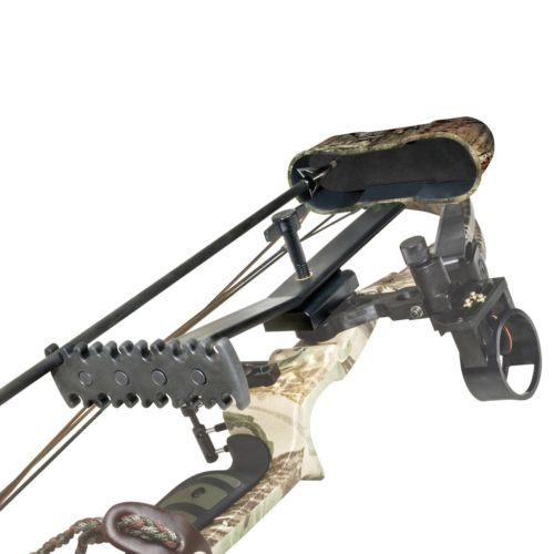Mossy-Oak-Bow-Quiver-Archery-Hunting-Compound-Carbon-Aluminum-Arrow-Holder-NEW