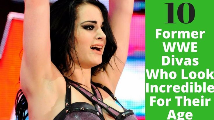 Top 10 Former WWE Divas Who Look Incredible For Their Age