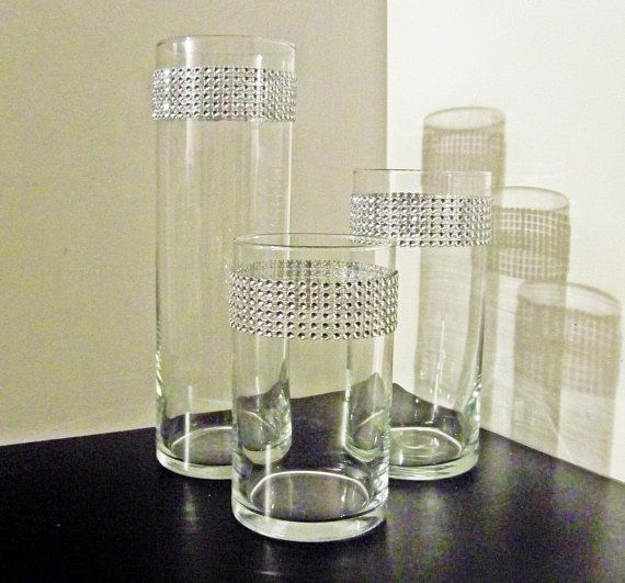 Hey, I found this really awesome Etsy listing at https://www.etsy.com/listing/209434794/30-cylinder-vases-floating-candle-holder