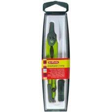 Herlitz tűvédős körző készlet 2 darabos - Világos zöld - 539