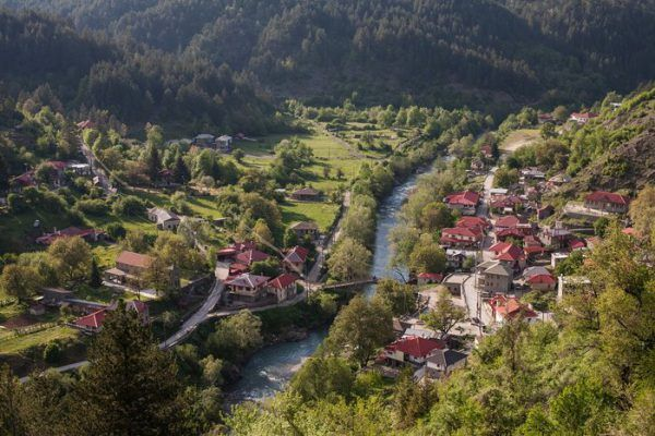 Βωβούσα:Το παραμυθένιο χωριό της Ηπείρου!