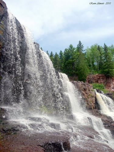 Gooseberry Falls State Park, Two Harbors, MN, USA