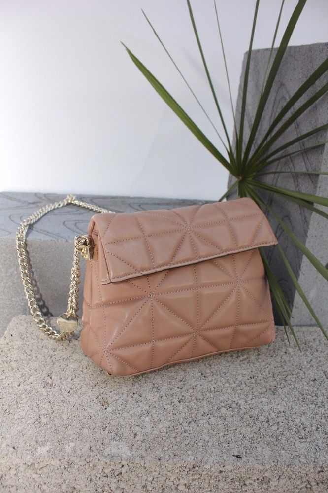 359c0aec03 Karen Millen GZ022 Nude Quilted Regent Leather Chain Shoulder Tote Hand Bag  New #KarenMillen #ShoulderBagsBucketBagSatchelShoulderBag