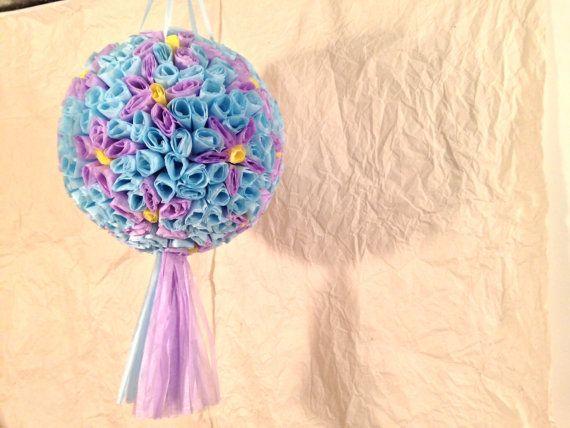 Wedding Pinata Anniversary Piñata Bridal Shower By Pinatapinatas