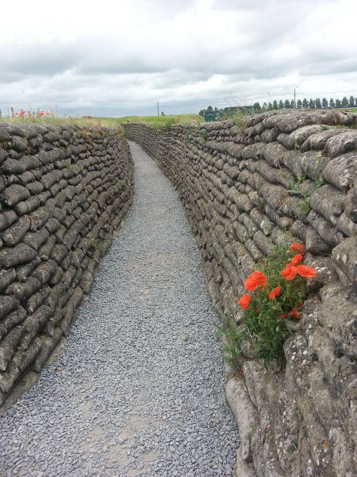 The Trenches, Belgium