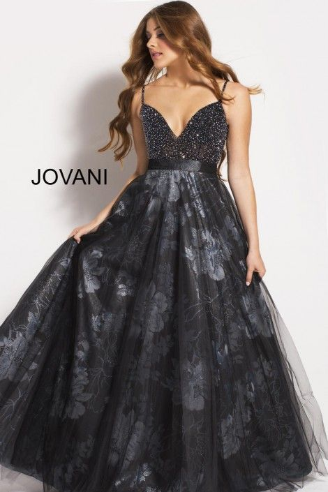 Jovani 58601 Beaded Sweetheart Ball Gown | Ball Gowns | Pinterest ...