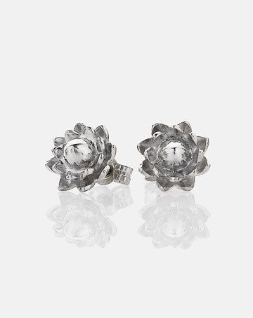 Meadowlark - Protea Stud Earrings