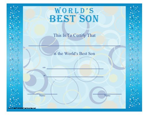 125 best different award certificates images on Pinterest School - free award certificates
