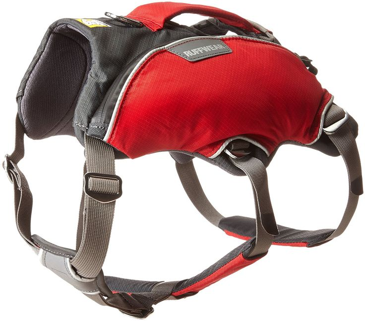 Ruffwear Web Master Pro Harness, Large/X-Large, Red Currant * Learn more by visiting the image link.