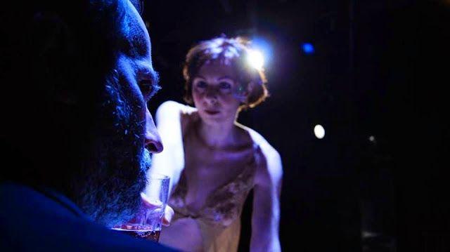 """Σκέψεις: """"αρρώστια Θανάτου"""" Marguerite Duras, Θέατρο έξω απ..."""
