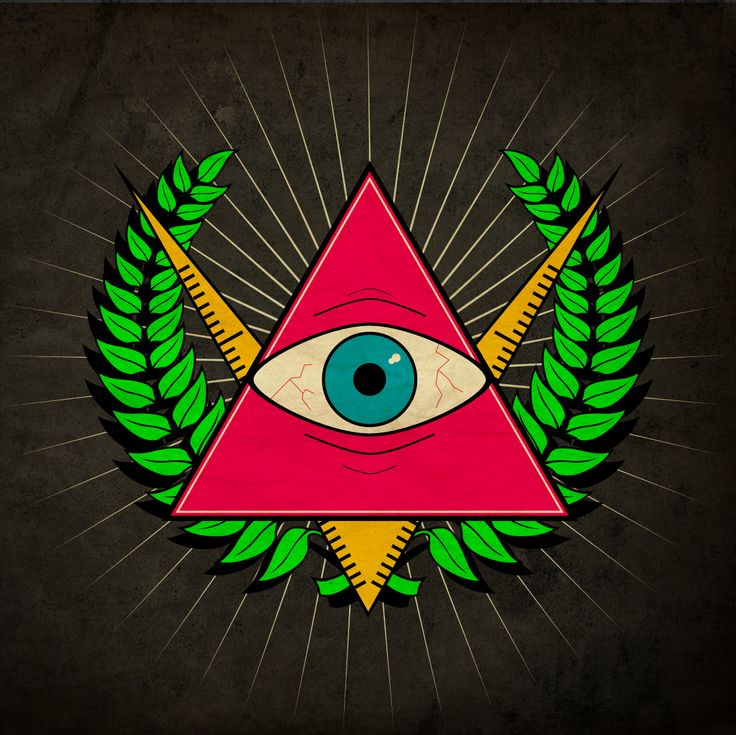 72 Best Images About All Seeing Eye On Pinterest