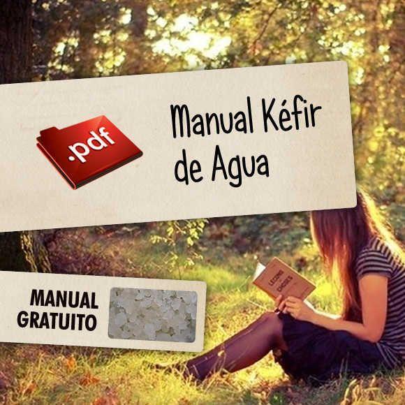 Comprar Kefir .com | Tienda Online de Kéfir | Manual Kéfir de Agua