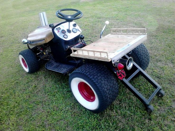 Racing Lawn Mowers For Sale >> 1000+ images about Scooters and more on Pinterest | Electric power, Electric and Portable ramps