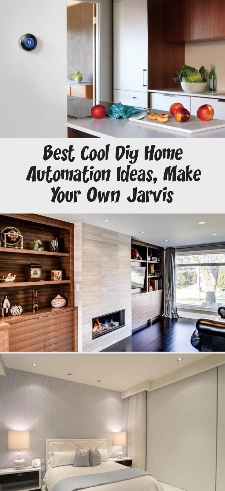 Beste Ideen für die Heimautomation von Diy, machen Sie Ihr eigenes Jarvis   – Tango