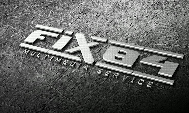 Steel Logo FIX84