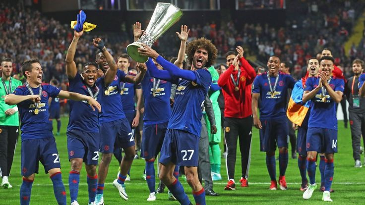 Manchester United should hold Europa League victory parade - Phil Neville