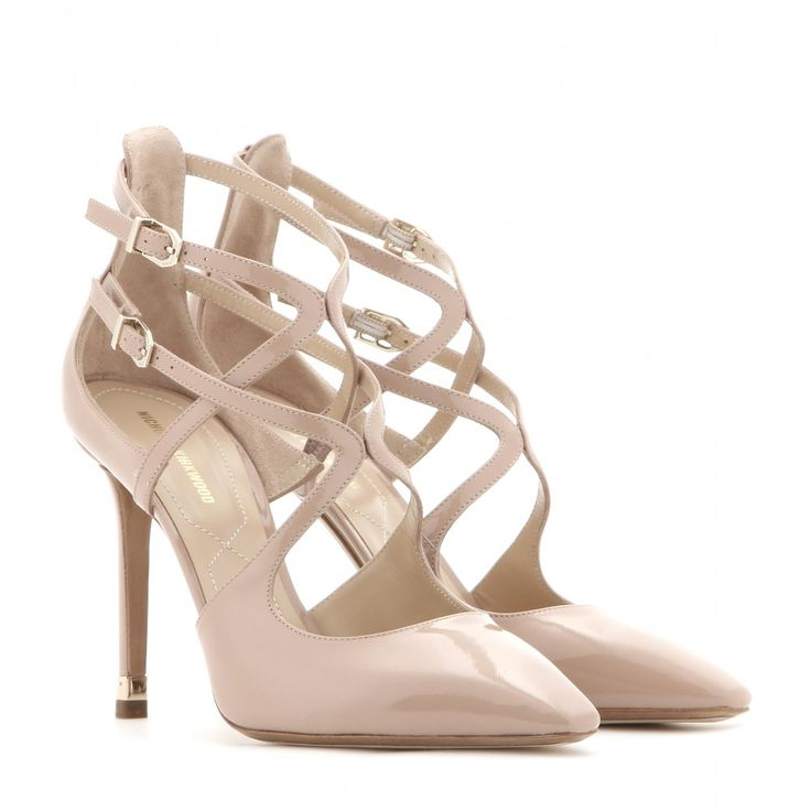 Nicholas Kirkwood - Patent-leather pumps - mytheresa.com