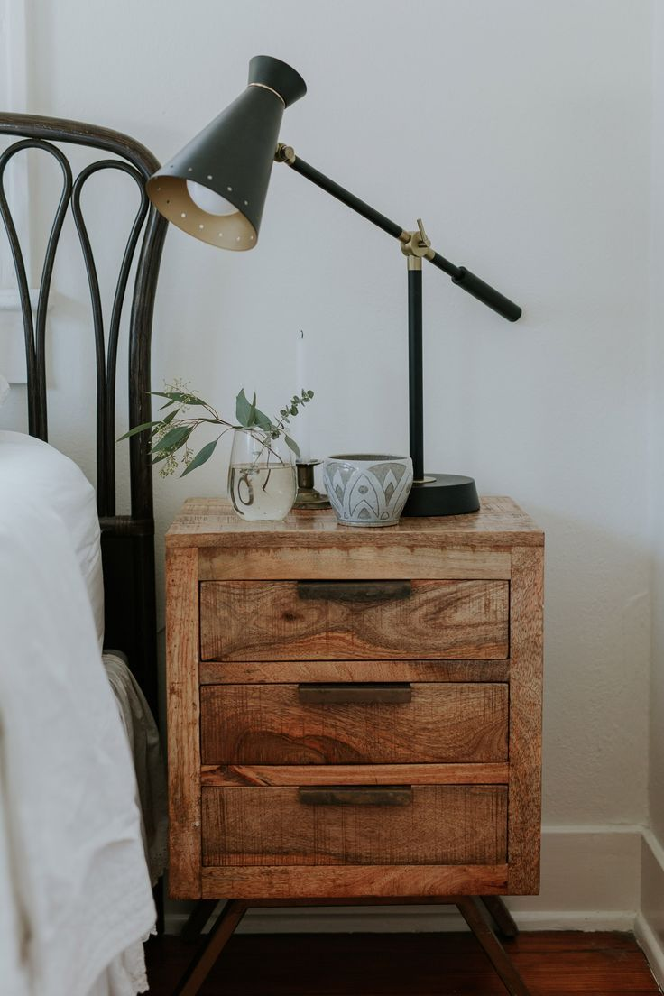 22 Nightstand Ideas For Your Bedroom Bedroom Night Stands