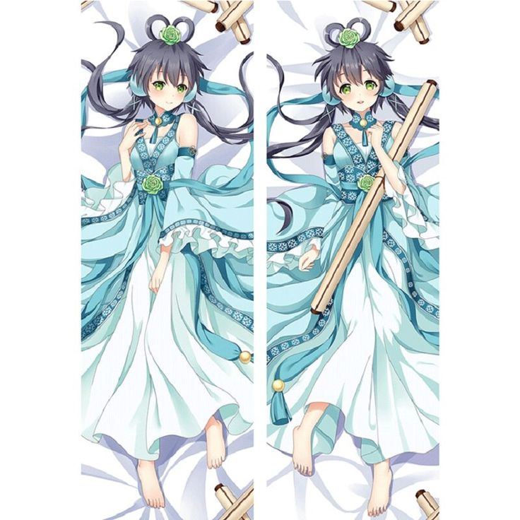 Is This a Zombie Dakimakura Eucliwood Hellscythe Anime Hugging Body Pillow Case