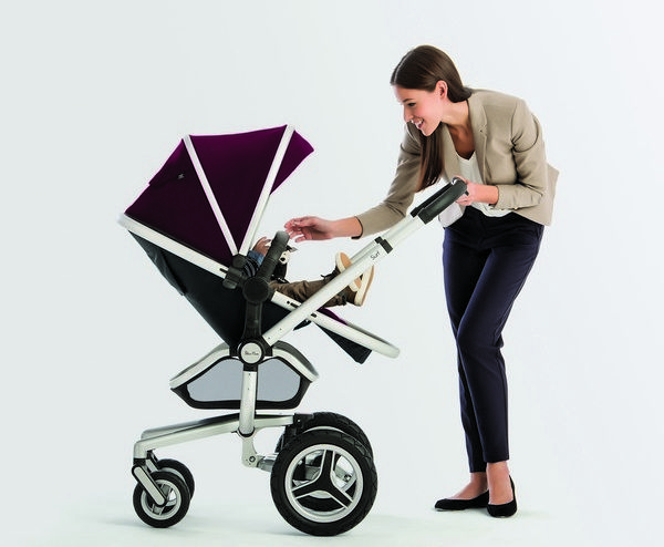 Win one of three Silver Cross Surf 2 prams valued at $999 each in our April competition!