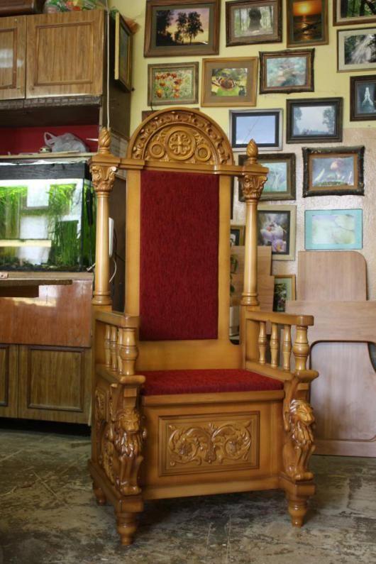 Архиерейское седалище image 1