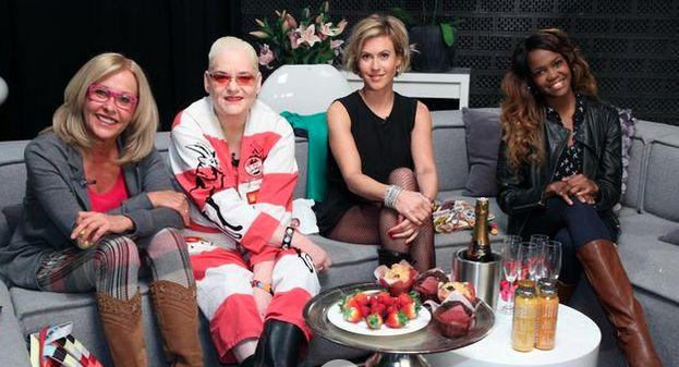 Promi Shopping Queen: Die Läden und Geschäfte von Oti Mabuse, Margarethe Schreinemakers, Wolke Hegenbarth und Hella von Sinnen in Düsseldorf | Fashion Insider Magazin