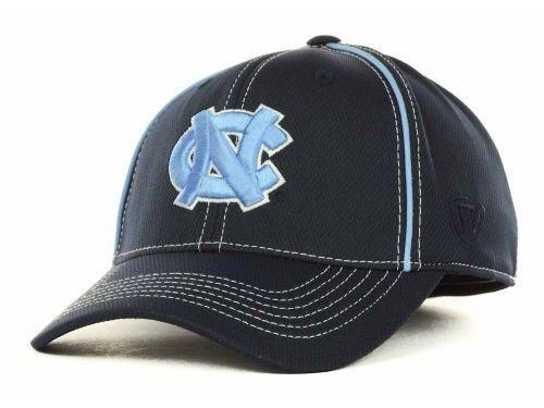 "North Carolina Tar Heels NCAA TOW ""Countdown"" Stretch Fitted Hat New #TopoftheWorld #NorthCarolina"