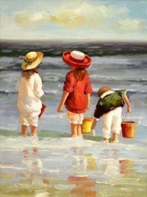Image result for pinturas al oleo marinas