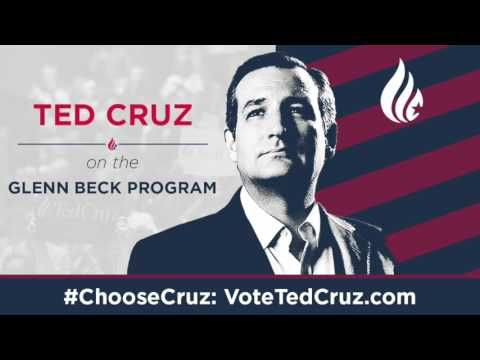 Ted Cruz on the Glenn Beck Program | April 12, 2016 - YouTube  (wow, are things going to heat up)