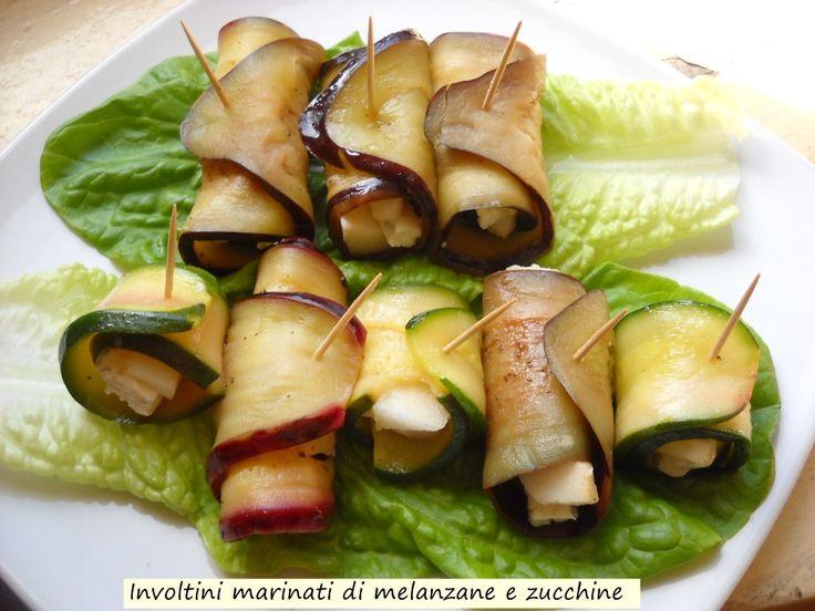 Involtini+marinati+di+melanzane
