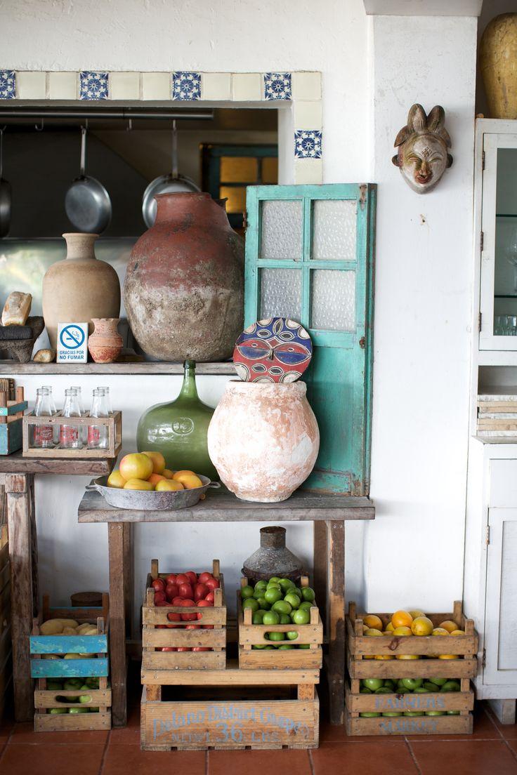 Mexican decor: Tulum, Caribbean #Mexico style