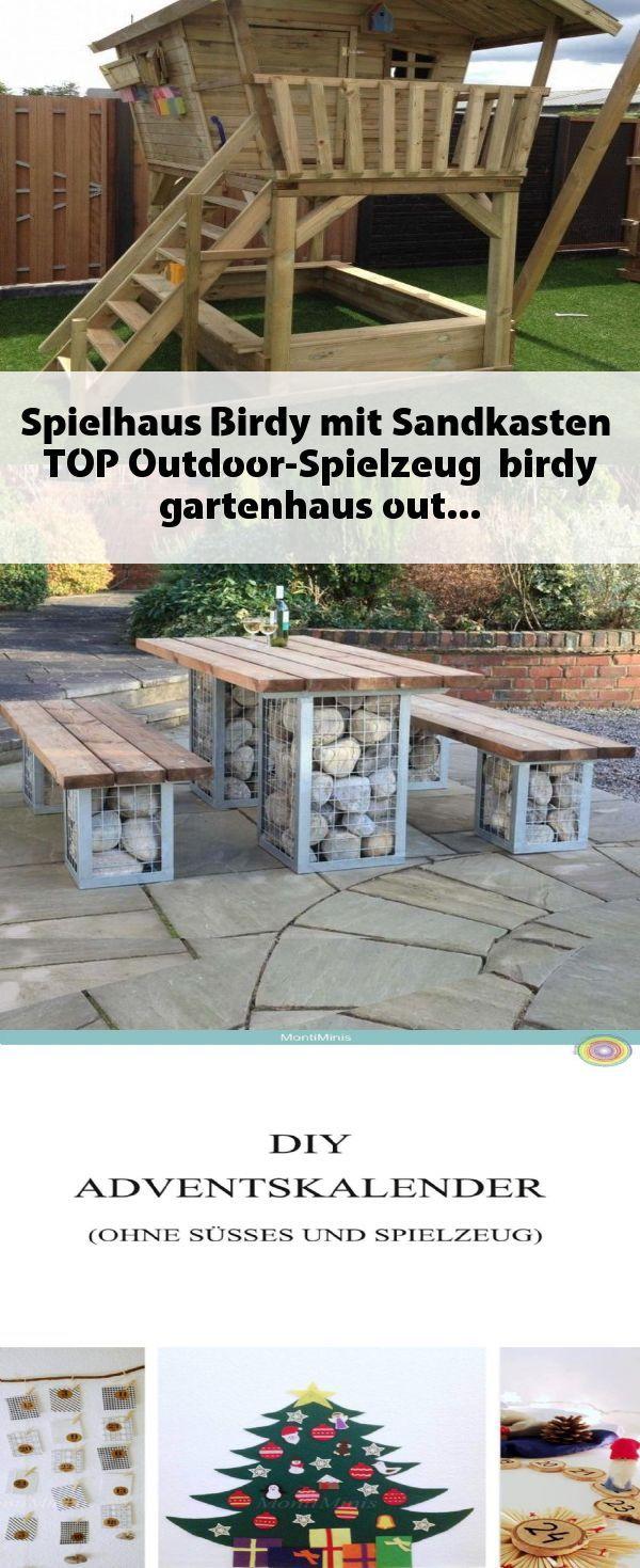 Spielhaus Birdy Mit Sandkasten Top Outdoor Spielzeug Birdy Gartenhaus Out Spielhaus Sandkasten Outdoor