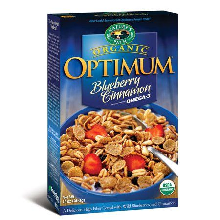 The 10 Best Organic Cereals  http://www.prevention.com/eatclean/best-organic-cereals