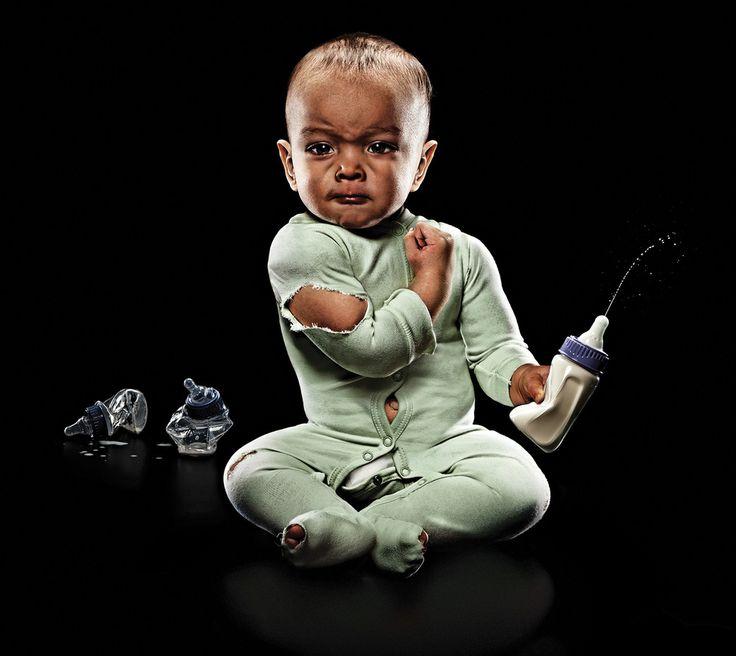 O fotógrafo americano Eric Sahrmann e o editor de arte Mike Scalise foram contratados para uma campanha publicitária chamada Strong Babies (bebês fortes) sobre a importância de uma gravidez saudável. […]