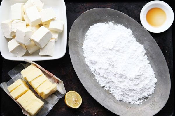 Le MEILLEUR FROMAGE À LA CRÈME FROSTING – Ce glaçage au fromage à la crème rapide et …   – Food *.*