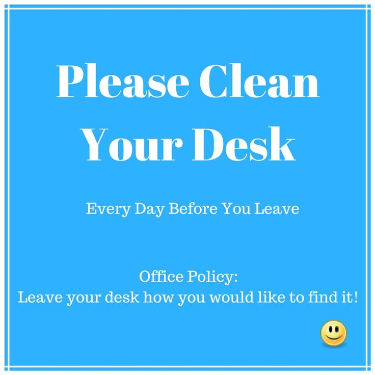 How clean is your office? Are staff off sick all the time?  Maybe all it needs is a good, regular clean.
