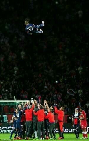 Despedida de David Beckham