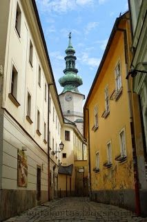 Bástya utca, Pozsony, Felvidék, ma Szlovákia területén