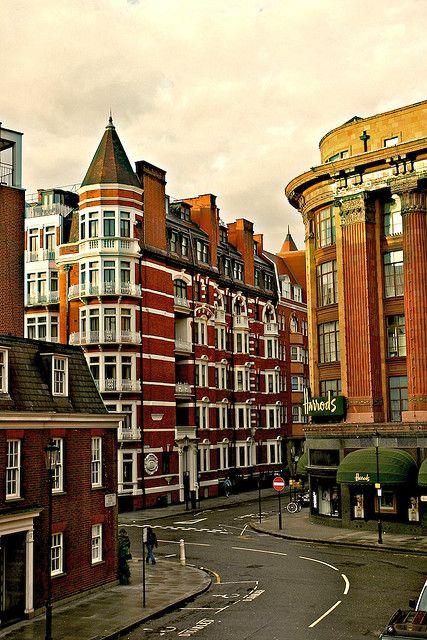 London streets.