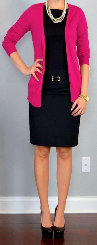 17+ Trendy Dress Black Work Pencil Skirts